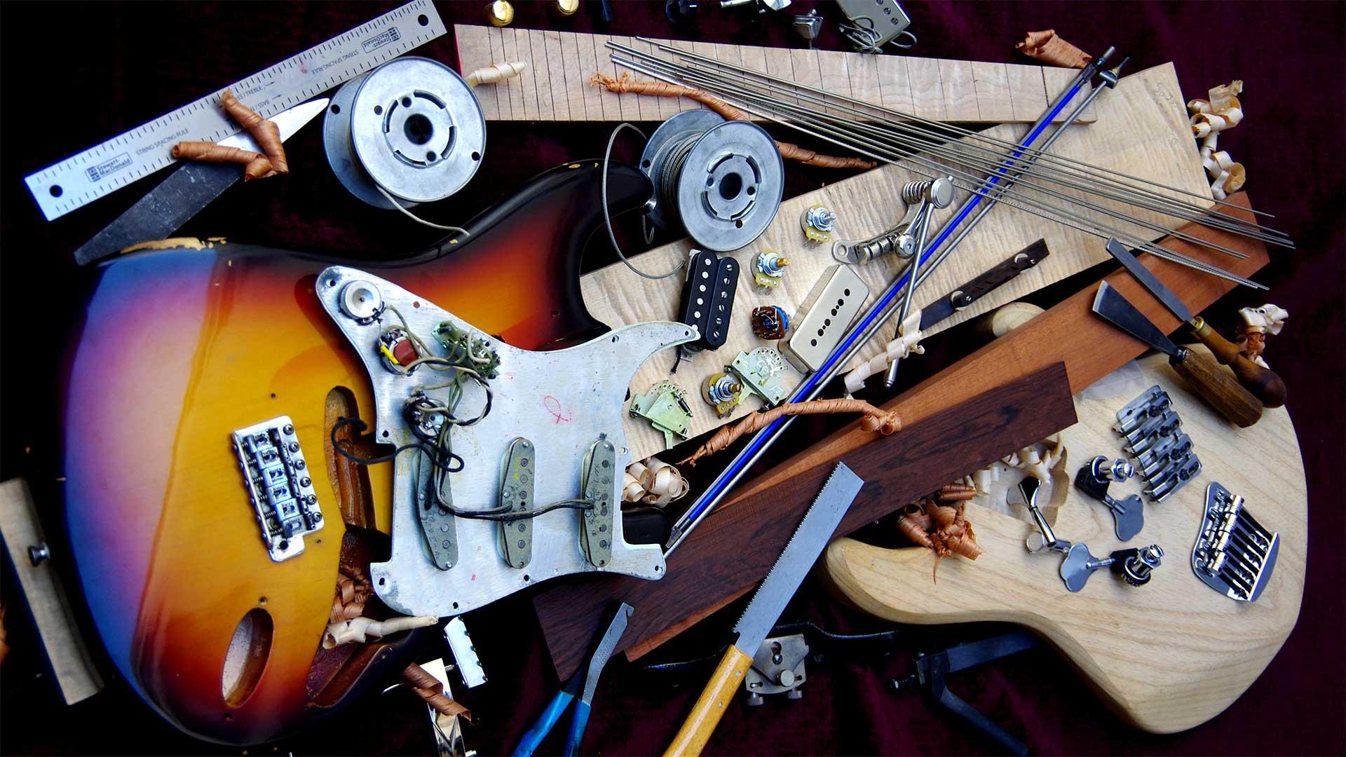 DNG Guitares